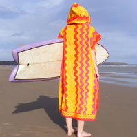 ZigZag 'Cover up surf' changing towel