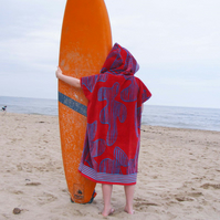 Kids jellies 'CoverUp' Surf changing towel
