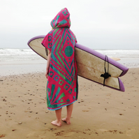 Aztec 'Cover up surf' changing towel
