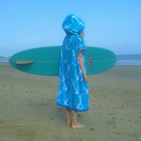 Anchor 'CoverUp Surf' Changing Towel