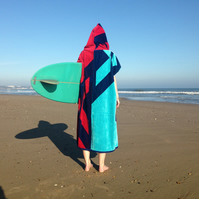 Abstract 'CoverUp' Surf changing towel