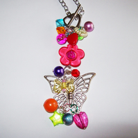 Charms of a Butterfly Necklace