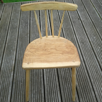 childsize chair