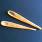 Set of salad servers