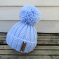 Crochet bobble hat newborn and  3-6 months