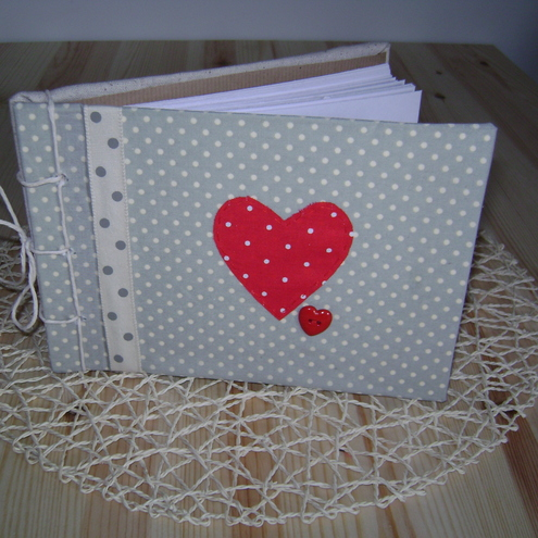Hand Bound Note Book
