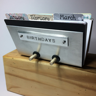 Aluminium Birthday Index
