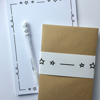 Star Stationery Letter Set