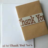 Thank You Stationery Letter Set