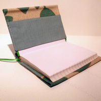 ONE DAY SALE Notebook and Cover A6