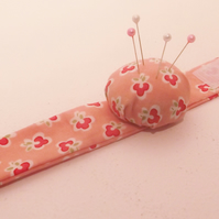 Pin Cushion Wristband