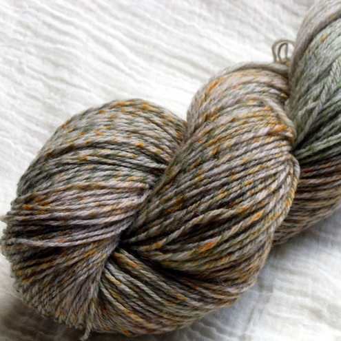 'Lichens' - Merino Tweed 4ply Yarn 100g