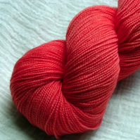 'Passata' - Superwash BFL/Nylon High Twist Sock Yarn 100g