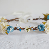 Oceana Flower Crown