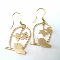 Bird Earrings....