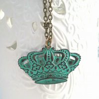 Pantina Crown Necklace......