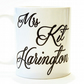 Kit Harrington mug Valentine's gift for her TattooTeaLady birthday Mother's Day