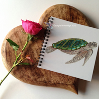 Square 'Turtle' Notebook