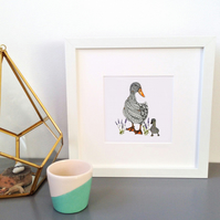 'Mother Of Pearl' Limited Edition Framed Print