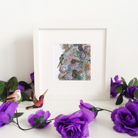 'Secret Garden' Limited Edition Framed Print