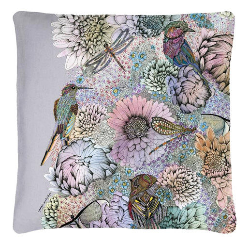 'Secret Garden' Cushion Cover