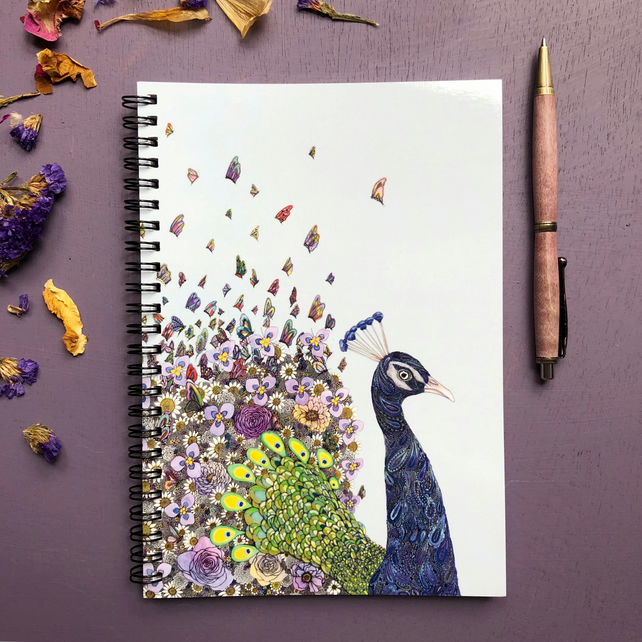 'Mystique' A5 Notebook