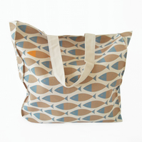 Catch of the Day Shopper Bag