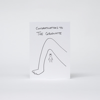 'Congratulations To The Graduate' Card