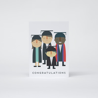'Congratulations' Group Card