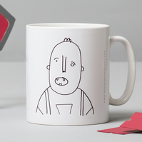 'Sloth Loves You' Mug