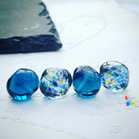 Steel Luna Blue Nuggets