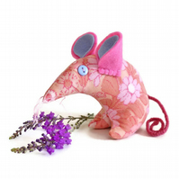 WOW  Pretty PInk Retro 'tastic Mouse