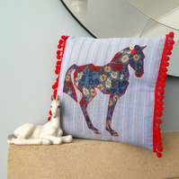 Horse cushion - for you Horse ' y types!