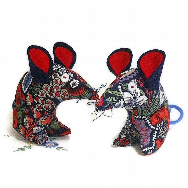 Hi Harvey! A Sweet  Mouse - Christmas Stocking Filler