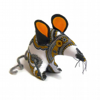 Retro Paisley Mouse