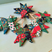 Christmas Stars by Witty Dawn