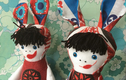 Funky Forest Friends Rag dolls and Fairies