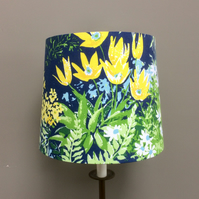 Dramatic Floral Coralee Warner Greeff Scandi style Fabric Lampshade option
