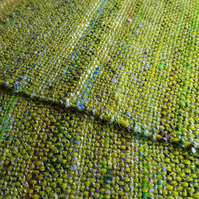 Hand Woven Placemats - Green - Set of 2