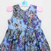 Fairies children's party dress