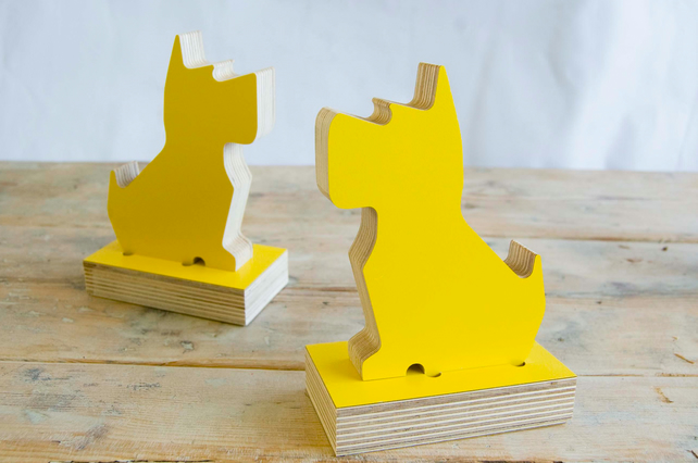 Yorkshire Terrier Bookends