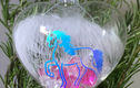 Personalised Glass Decorations