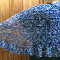 """Water"" Shawl"