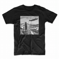 Millennium - T shirt - Star Wars vs Bristol Episode II
