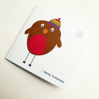 Red Robin: Christmas Card Pack Of 6