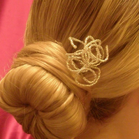 Bridal, bridesmaid, prom hair accessory