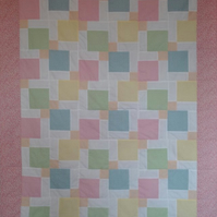 patchwork Single Bed quilt