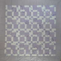 patchwork childs Bed quilt