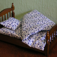 Dolls house Single dolls duvet set