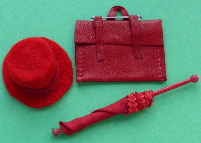 Dolls house Accessory set